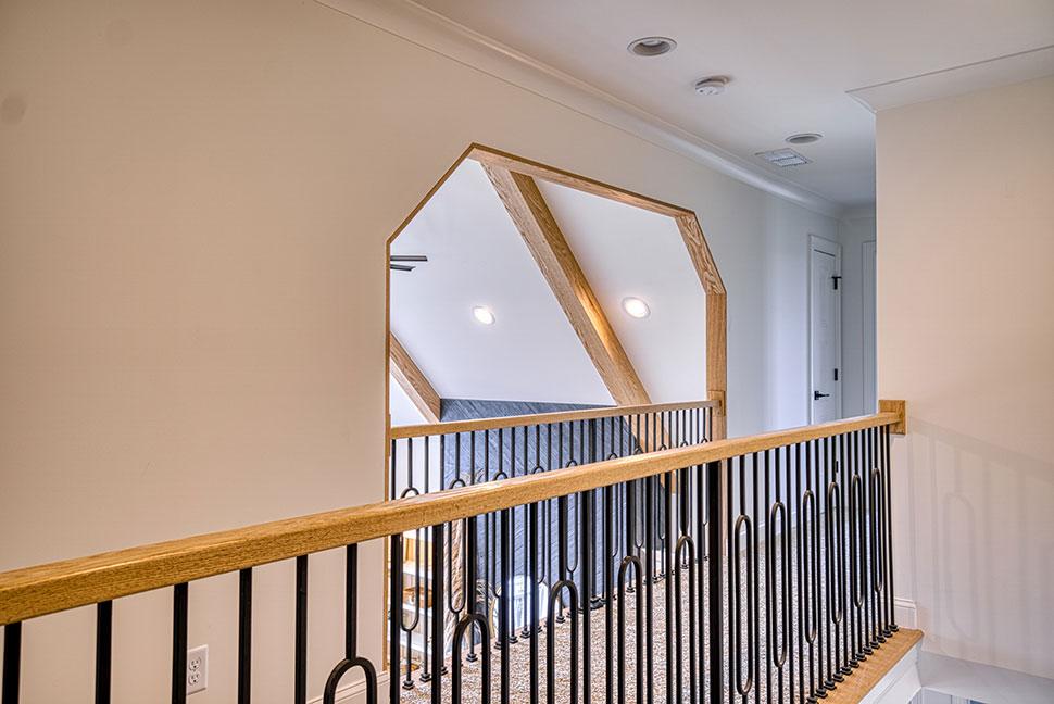 Upstairs Catwalk